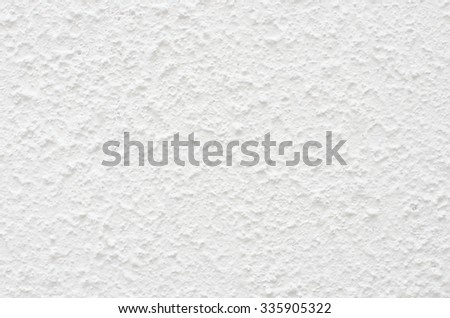 Abstract White Background with Rough surfaces