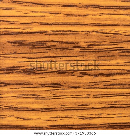 Abstract wood texture with focus on the wood's grain. Mahogany wood - stock photo