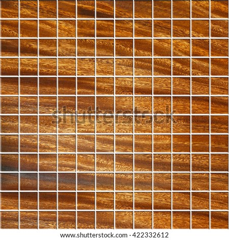 Abstract wooden blocks - different colors - Interior wall panel pattern - tile pattern - seamless background - Continuous replication - Decorative wrapping paper
