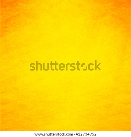 abstract yellow background texture - stock photo