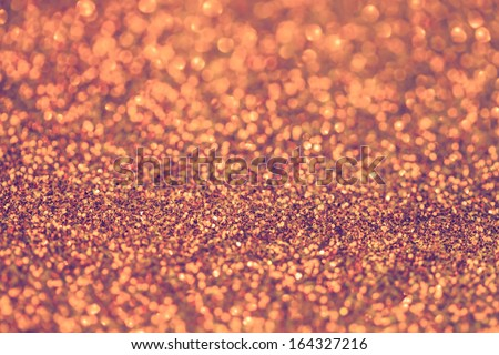 Abstract yellow christmas background - stock photo