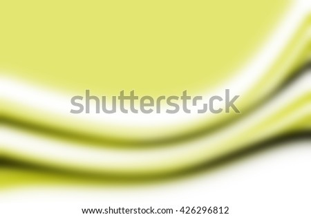 abstract yellow color  background   with motion wave