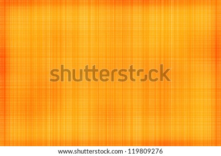 Abstract yellow fabric background. - stock photo