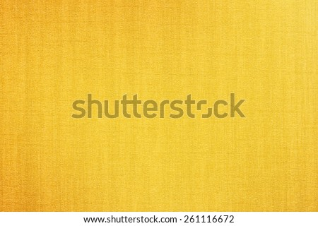 Abstract yellow plastic wood texture background. - stock photo