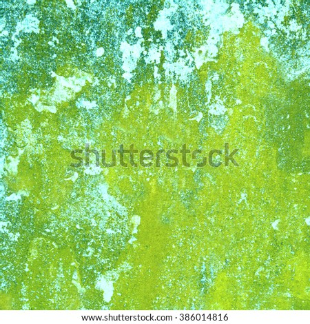 abstrakt green old cement texturre.vintage background