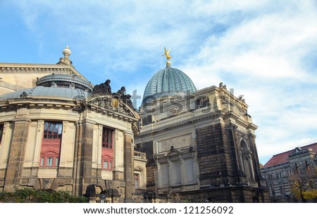 Academy of Fine Arts - Dresden, Germany