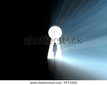 access granted - stock photo