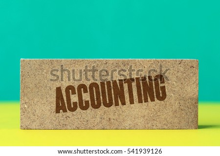 Accounting, Business Concept