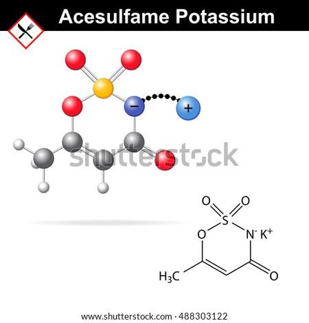 acesulfame potassium safe