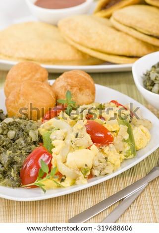 Corn And Cod Cakes Recipes — Dishmaps