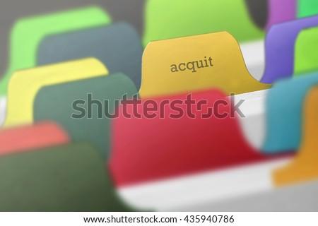 acquit Crossword Clue, Crossword Solver | Wordplays.com