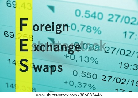 Acronym FES as Foreign Exchange Swaps