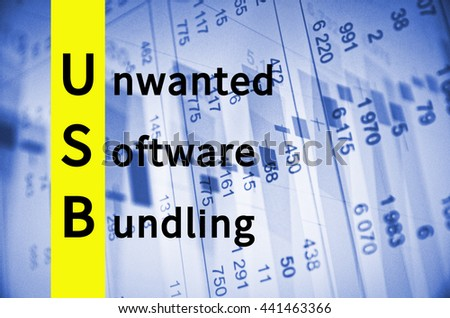 Acronym Ufc Uncontrolled Format String Stock Illustration ...
