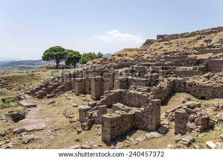 Pergamum Stock Photos, Royalty-Free Images & Vectors ...