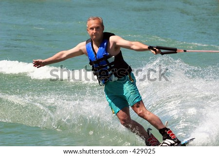 Active living - stock photo