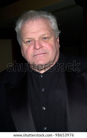 Actor BRIAN DENNEHY at the 53rd Annual Directors Guild of America Awards in Los Angeles.  Paul Smith/Featureflash