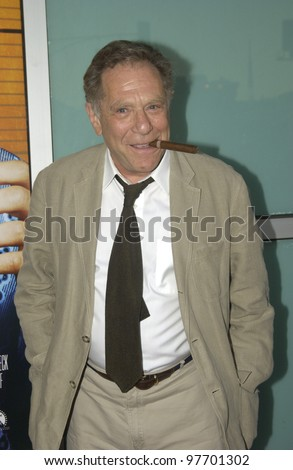 Actor GEORGE SEGAL at the world premiere of Dickie Roberts: Former Child Star. Sept 3, 2003