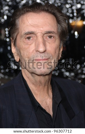 Actor HARRY DEAN STANTON at the world premiere, in Beverly Hills, of Two For The Money. September 26, 2005  Beverly Hills, CA.  2005 Paul Smith / Featureflash - stock photo