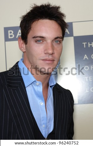 Actor JONATHAN RHYS-MEYERS at the BAFTA/LA & Academy of TV Arts & Sciences 3rd Annual Tea Party honoring Emmy nominees. September 17, 2005  Los Angeles, CA.  2005 Paul Smith / Featureflash