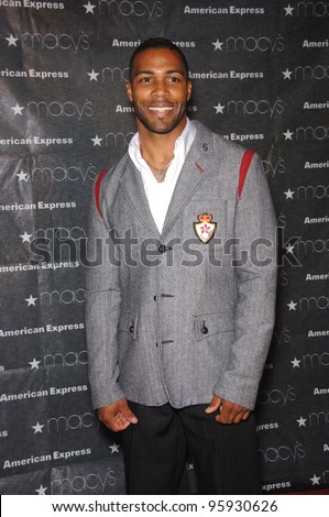 Actor OMARI HARDWICK at the Macy*s Passport 2006 Gala at Barker Hanger, Santa Monica Airport. September 28, 2006  Santa Monica, CA Picture: Paul Smith / Featureflash - stock photo