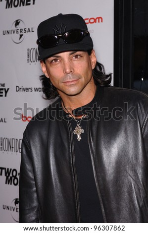 Actor RICHARD GRIECO at the world premiere, in Beverly Hills, of Two For The Money. September 26, 2005  Beverly Hills, CA.  2005 Paul Smith / Featureflash