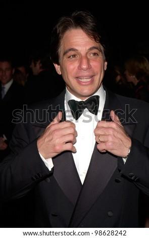 Actor TONY DANZA at the 27th Annual People's Choice Awards in Pasadena, California. 07JAN01.   Paul Smith/Featureflash - stock photo