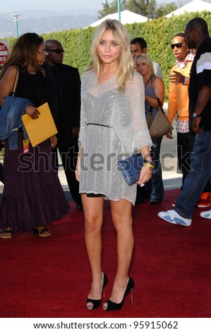 Actress ASHLEY OLSEN at the 2006 Teen Choice Awards at Universal City, Hollywood 20AUG2006  Los Angeles, CA  2006 Paul Smith / Featureflash - stock photo
