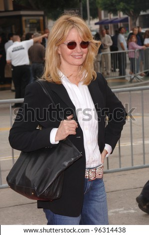 Actress DEIDRE HALL at the Los Angeles premiere of Zathura. November 6, 2005  Los Angeles, CA.  2005 Paul Smith / Featureflash