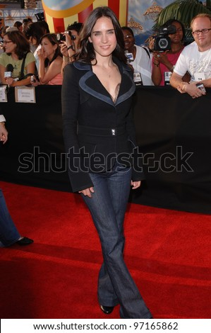 Actress JENNIFER CONNELLY at the 2005 MTV Movie Awards at the Shrine Auditorium. June 4, 2005. Los Angeles, CA  2005 Paul Smith / Featureflash