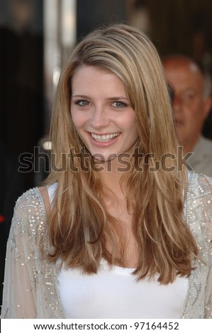 Actress MISCHA BARTON at the 58th Annual Film Festival de Cannes to promote her new movie Decameron: Angels and Virgins. May 14, 2005 Cannes, France.  2005 Paul Smith / Featureflash