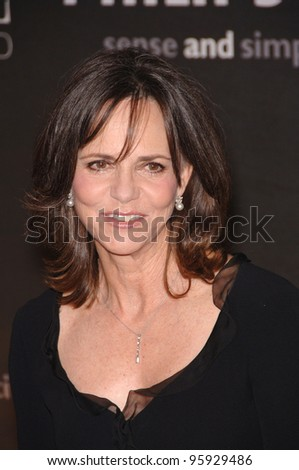 Actress SALLY FIELD at the 13th Annual Premiere Magazine Women in Hollywood gala at the Beverly Hills Hotel. September 20, 2006  Los Angeles, CA  2006 Paul Smith / Featureflash