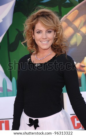 Actress SANDY TAYLOR at the world premiere of Walt Disney's Chicken Little at the El Capitan Theatre, Hollywood. October 30, 2005 Los Angeles, CA  2005 Paul Smith / Featureflash - stock photo