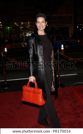 Actress SELA WARD at the Hollywood premiere of A Walk To Remember. 23JAN2002. Paul Smith/Featureflash