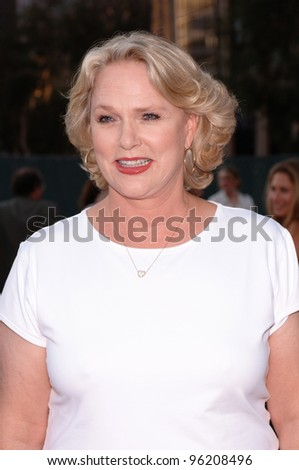 "Actress SHARON GLESS, star of TV series ""Thick and Thin"" at party in Los Angeles to launch the new season on NBC TV. July 25, 2005 Los Angeles, CA  2005 Paul Smith / Featureflash"
