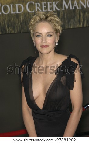 Sharon Stone new movie