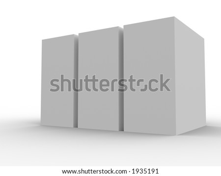 Add your graphics to it and fill your needs - stock photo