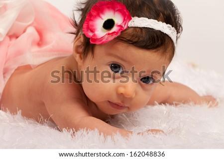 Angel smukke latin baby