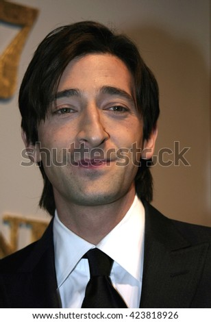 Adrien Brody Stock Images, Royalty-Free Images & Vectors ...  Adrien Brody