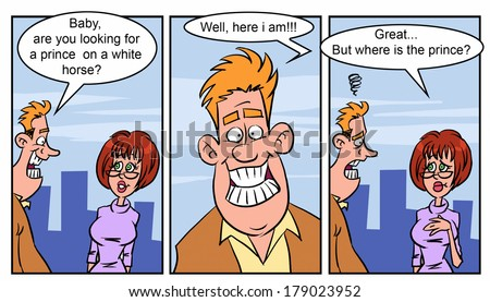 Adult comics strip 4