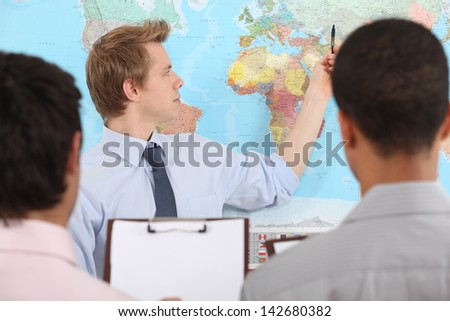 Adult education - stock photo