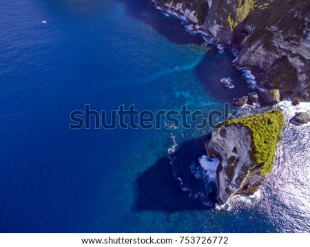 Aerial photos from Nusa Penida, Bali, Indonesia. Touring some of the popular diving sites around the island including Manta Point, SD, Jack Point, and others!