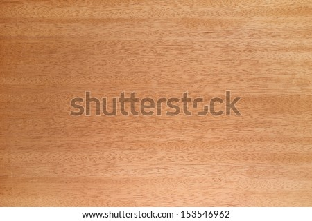 African Mahogany (Khaya senegalensis (Meliaceae),) wood texture. Wood favored for rich mid tones in guitar making. Sharp to the corners.  - stock photo