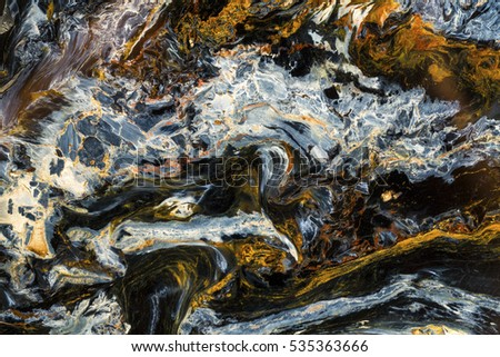 Agate stone texture - abstract background