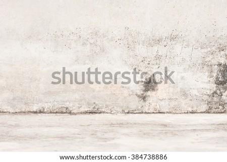 Aged street wall texture. - stock photo