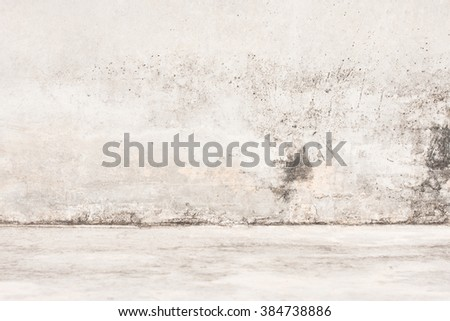 Aged street wall texture , wall texture - stock photo
