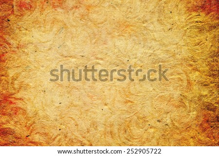 aged vintage paper texture, paper background for your message - stock photo