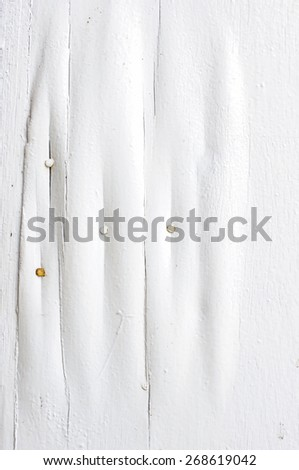 Aged wavy plywood abstract surface texture - stock photo