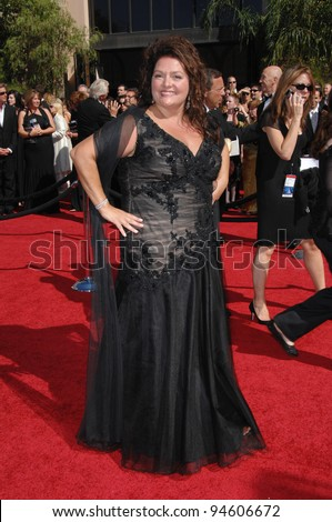 Aida Turturro at the 59th Primetime Emmy Awards at the Shrine Auditorium. September 16, 2007 Los Angeles, CA Picture: Paul Smith / Featureflash
