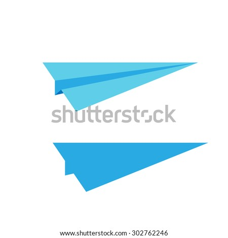 airplane blue paper sky stock photos images amp pictures