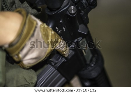 Airsoft and/or Military